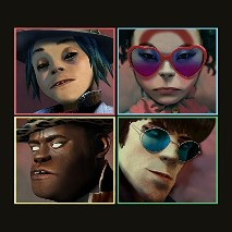Gorillaz » Neues Album am 28. April